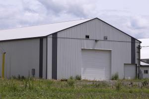 Large Modern Barn
