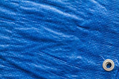 blue-tarp