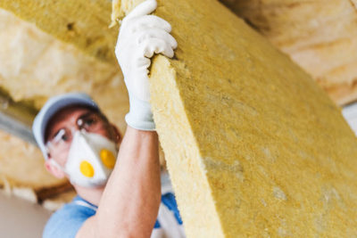 repair roof insulation all-nu construction