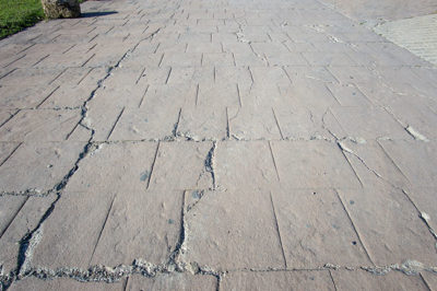 how to fix cracks in concrete all nu construction