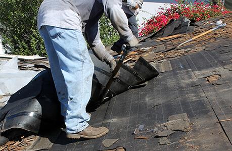 roof tear off toledo ohio